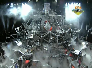 Climbing the Aggro Crag is easier than getting out of JFK without being assaulted by drivers.