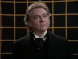 """I think, therefore I leave the Holodeck and ruin your life."""