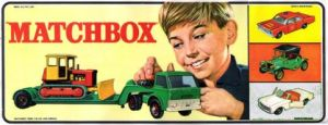 The shit-eating self-satisfaction of original Matchbox lovers was apparently a top-down side effect.