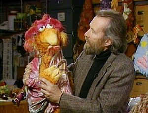 Jim Henson's death was the first time I remember having the whole concept explained to me. RIP, old friend.