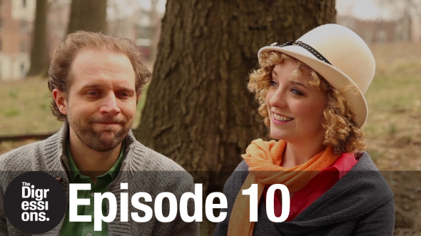 Episode 10 - The Subway Marriage: In which Theo and Kenley deal with that one time they mushed faces.