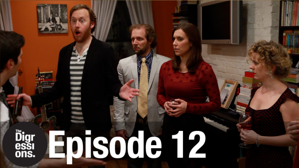 Episode 12 - The Engagement Party: In which new faces emerge, loyalties are tested, and lines are crossed.