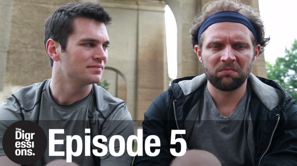 Episode 5 - Blasted: In which Theo and Spencer try to patch things up over a round of sit-ups and revelations.