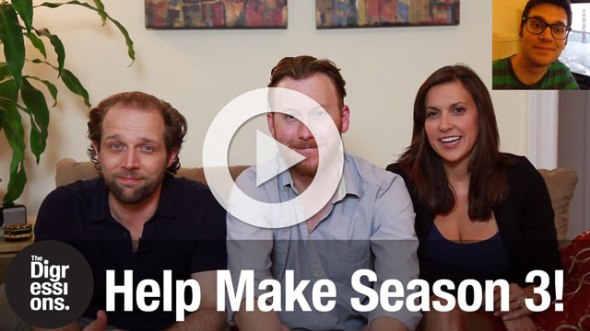 Help us make Season 3!